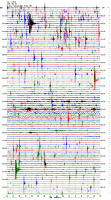 Yellowstone Seismongraph Animations